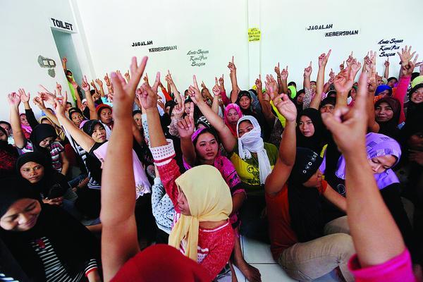 TKW Indonesia: Saya Dijadikan Budak Seks (2) | Siap Murtad