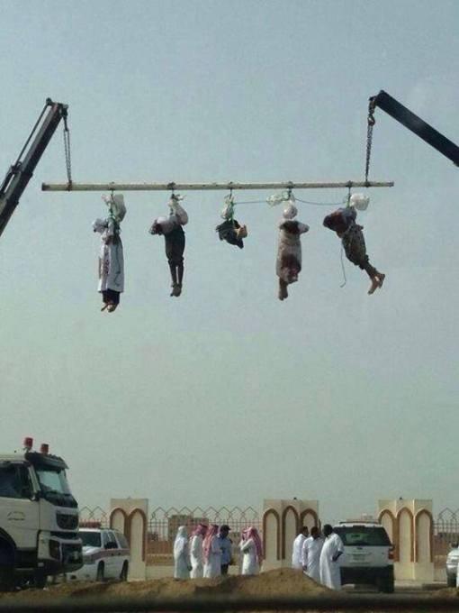 Eksekusi terhadap Muslim Murtad di Arab Saudi